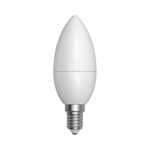 LED žárovky svíčkového tvaru (CANDLE, C37, ...)