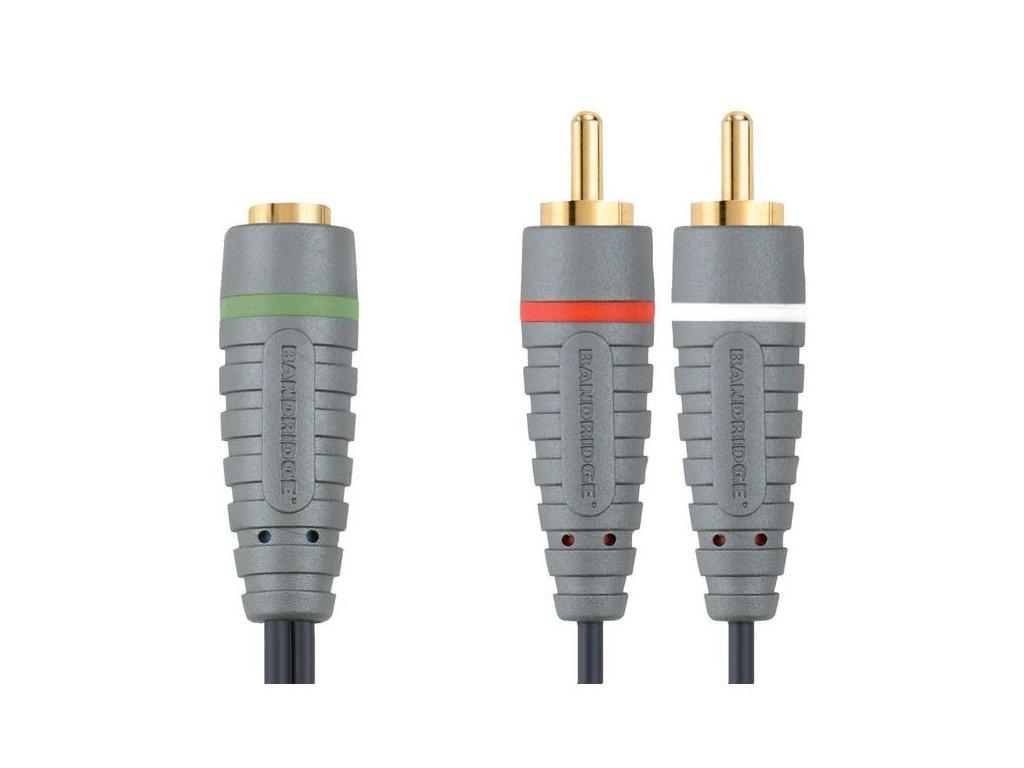 Bandridge audio kabel pro přenosná zařízení BAL3501