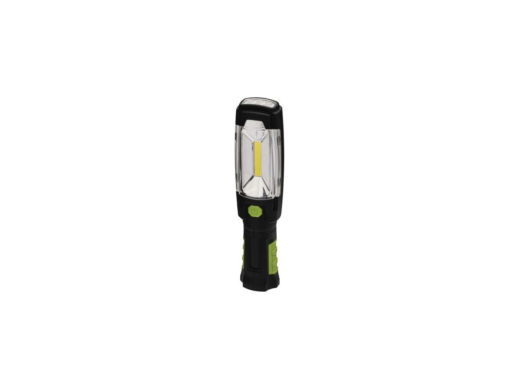 Nabíjecí svítilna LED P4518, 3W COB + 6x LED - Emos (P4518)