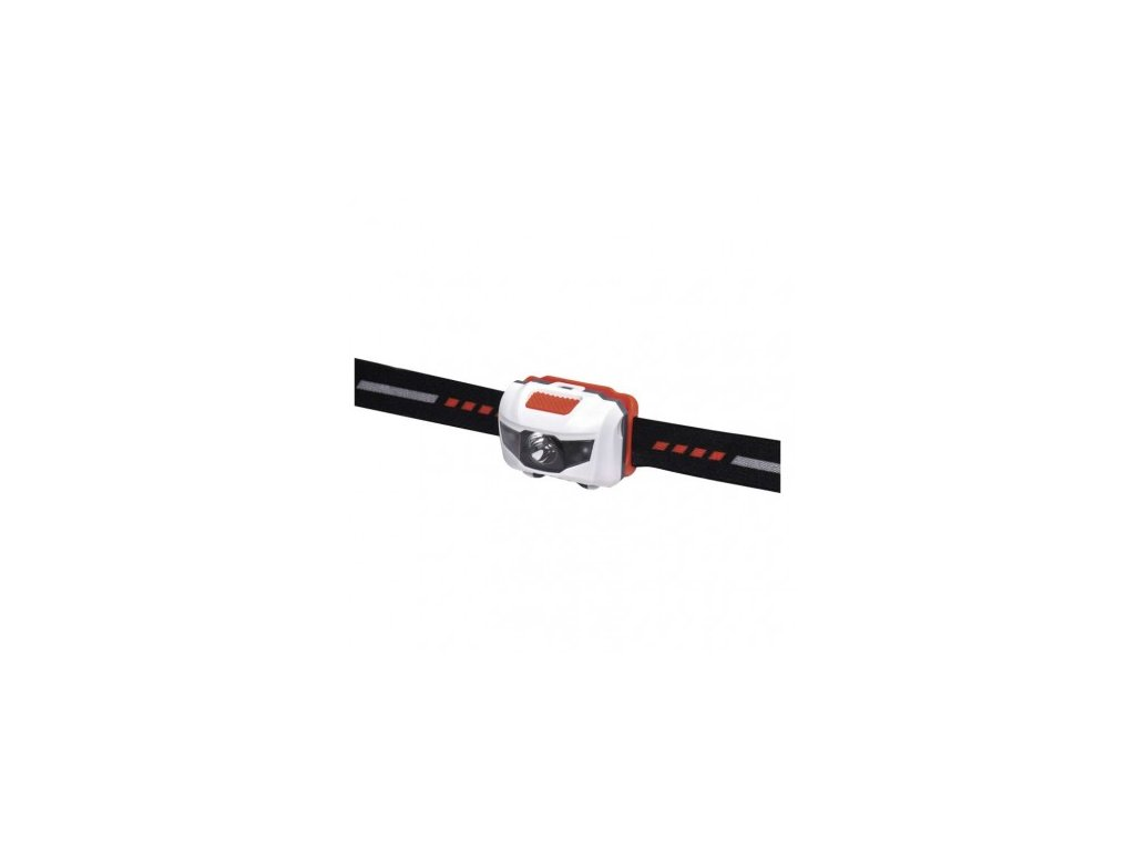 Čelovka na 3x AAA, 1+2x LED 1W - Emos (P3521)