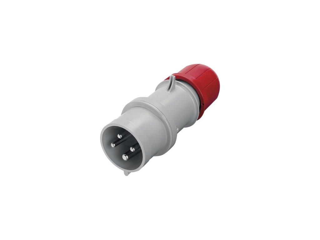 Vidlice 4P 16A/400V IP44 OPT.
