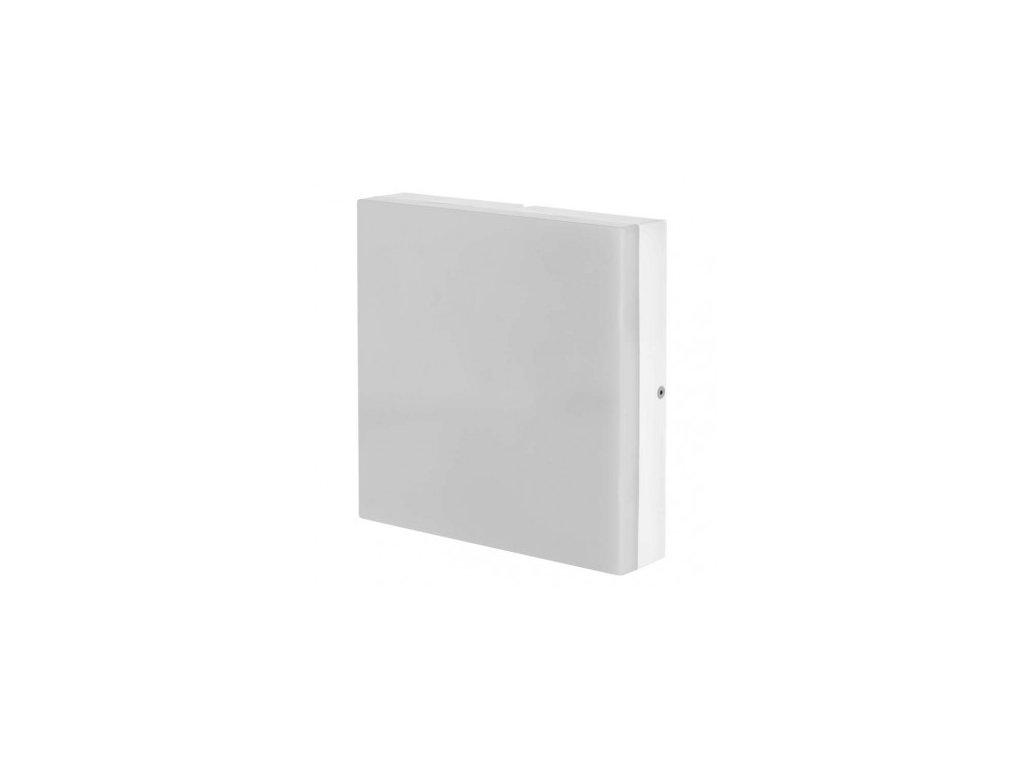 LED přisazené svítidlo, čtverec 15W neutrální bílá IP44 (ZM4303)