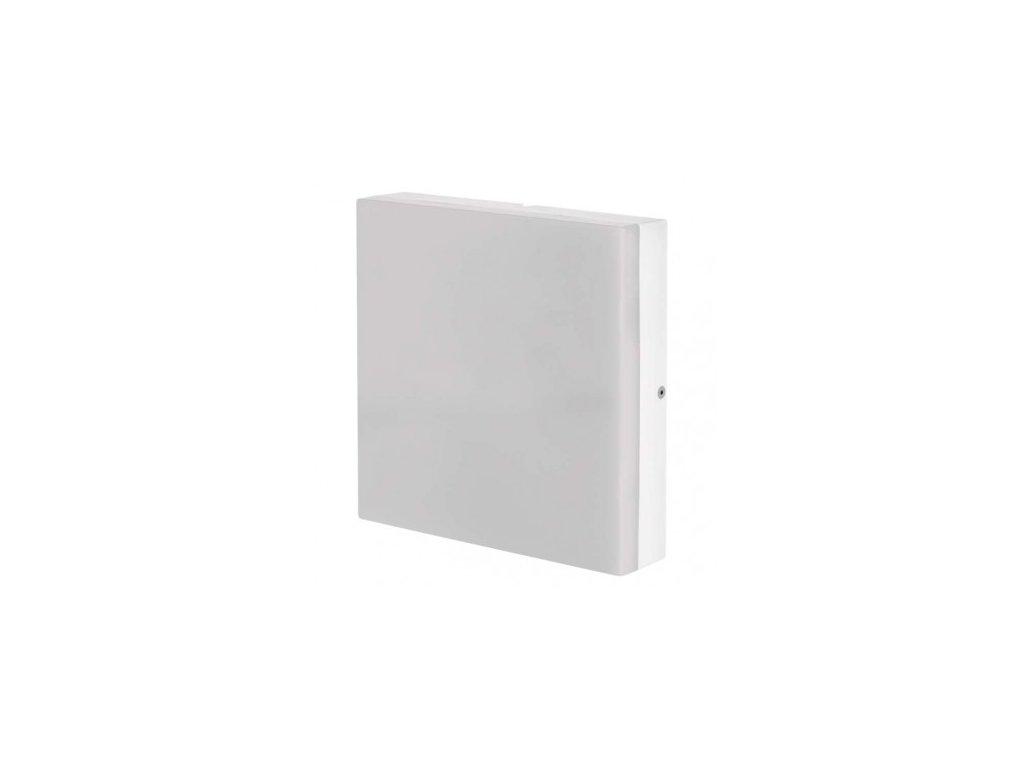 LED přisazené svítidlo, čtverec 15W teplá bílá IP44 (ZM4103)