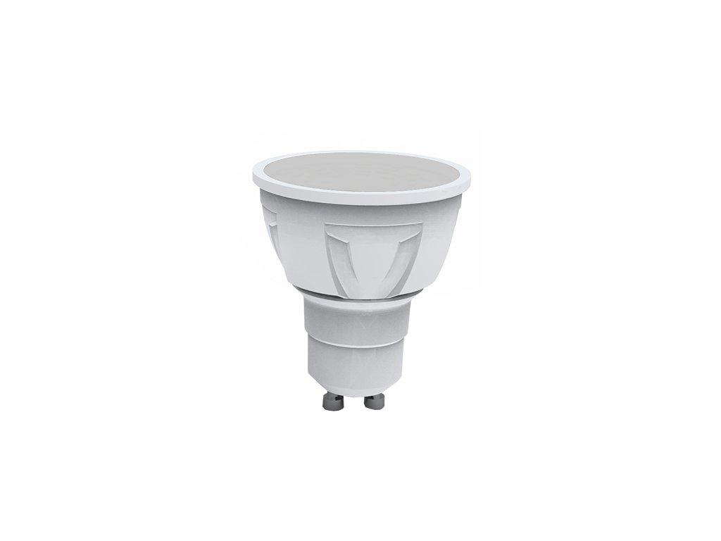 LED žárovka reflektorová 5W GU10 6400K CW SKYLIGHTING (GU10-105100F)