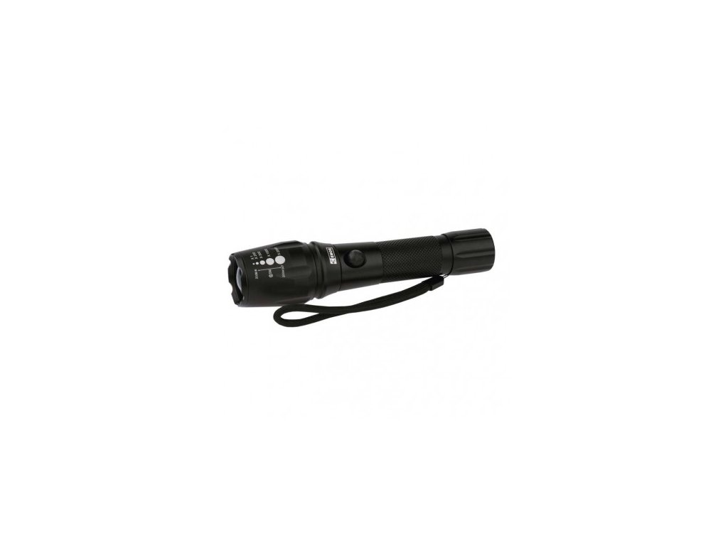Nabíjecí svítilna LED P4524, 5W LED, FOKUS - Emos (P4524)