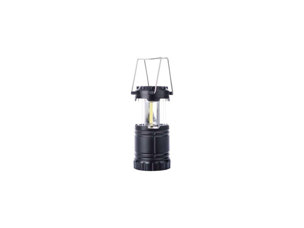 Kempinková svítilna COB LED, na 3x AA - Emos (P4006)