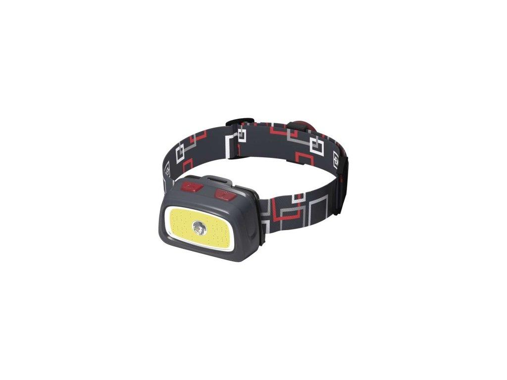 Čelovka na 3x AAA, 1x LED + 1x COB + 1x CREE XPG LED - Emos (P3531)