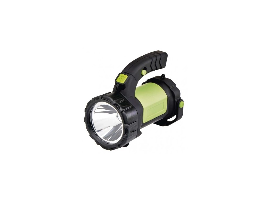 Nabíjecí svítilna LED P4526, 5W CREE + COB LED - Emos (P4526)