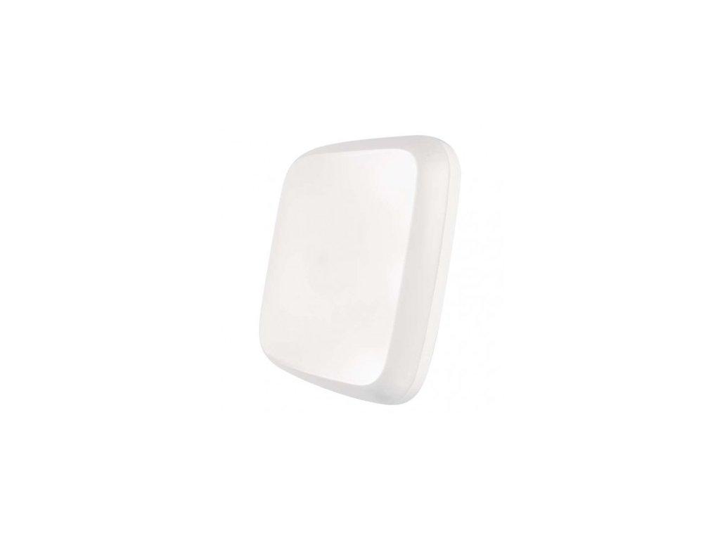 LED přisazené svítidlo Dori, čtverec 24W teplá bílá IP54 (ZM4114)