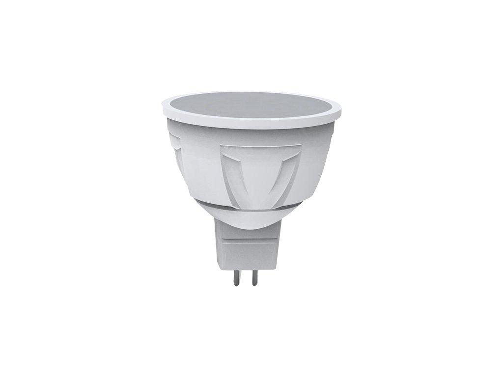 LED žárovka reflektorová 7W G5.3 6400K CW SKYLIGHTING (MR16-537100F)