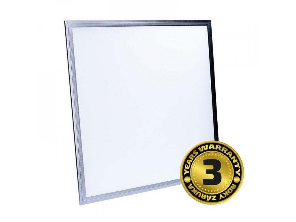 LED světelný panel - 40W, 3200lm, NW, 4100K, Lifud, 60x60 cm, 3 roky záruka - Solight (WO08)