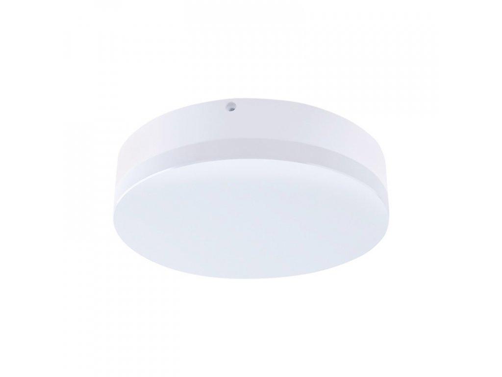 Solight LED venkovní osvětlení, přisazené, kulaté, IP44, 15W, 1150lm, 4000K, 22cm (WO731)