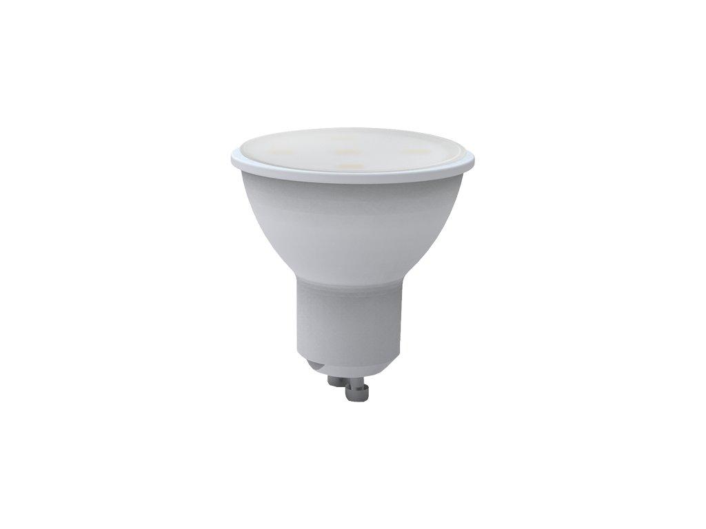 LED žárovka reflektorová 7W GU10 6400K CW SKYLIGHTING (GU10-317100F)