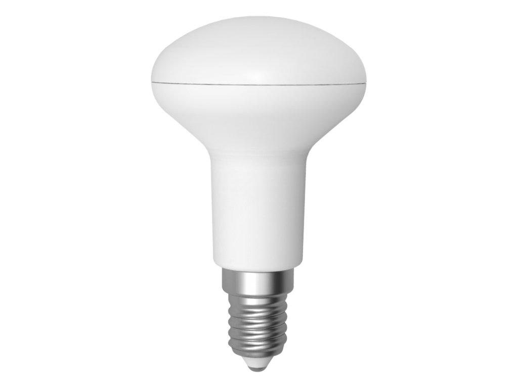 LED žárovka reflektorová 6W E14 6400K CW SKYLIGHTING (R50-1406F)