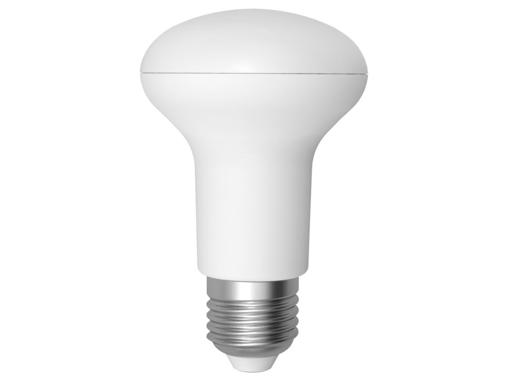LED žárovka reflektorová 8W E27 6400K CW SKYLIGHTING (R63-2708F)