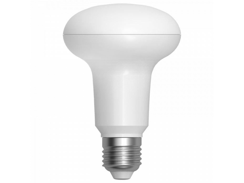 LED žárovka reflektorová 8W E27 6400K CW SKYLIGHTING (R80-2708F)