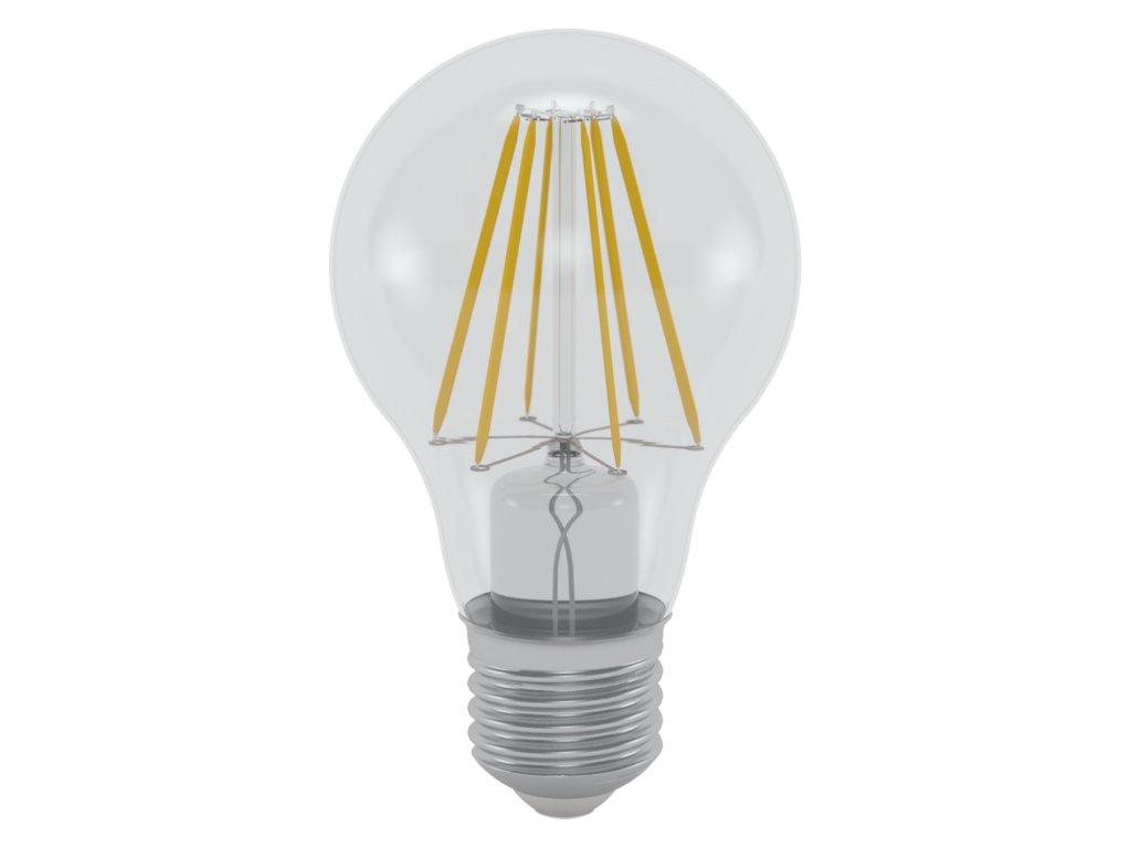 LED žárovka standardní čirá 10W E27 6400K CW SKYLIGHTING (HPFL-2710F)