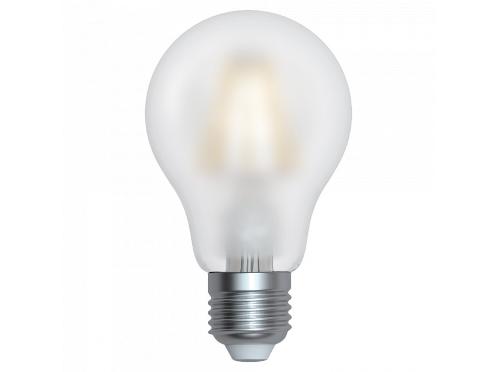 LED žárovka standardní matná 6W E27 6400K CW SKYLIGHTING (HPFL-2706SF)