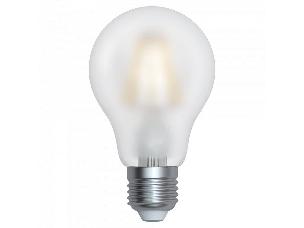 LED žárovka standardní matná stmívatelná 6W E27 3000K WW SKYLIGHTING (HPFL-2706SC-DIMM)