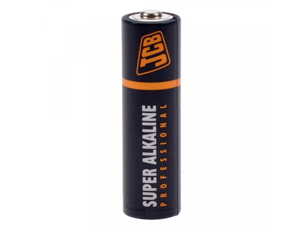 JCB SUPER alkalická baterie LR06, box 100 ks