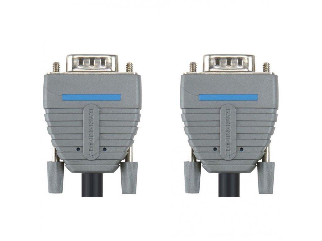 Bandridge VGA kabel, 2m, BCL1102