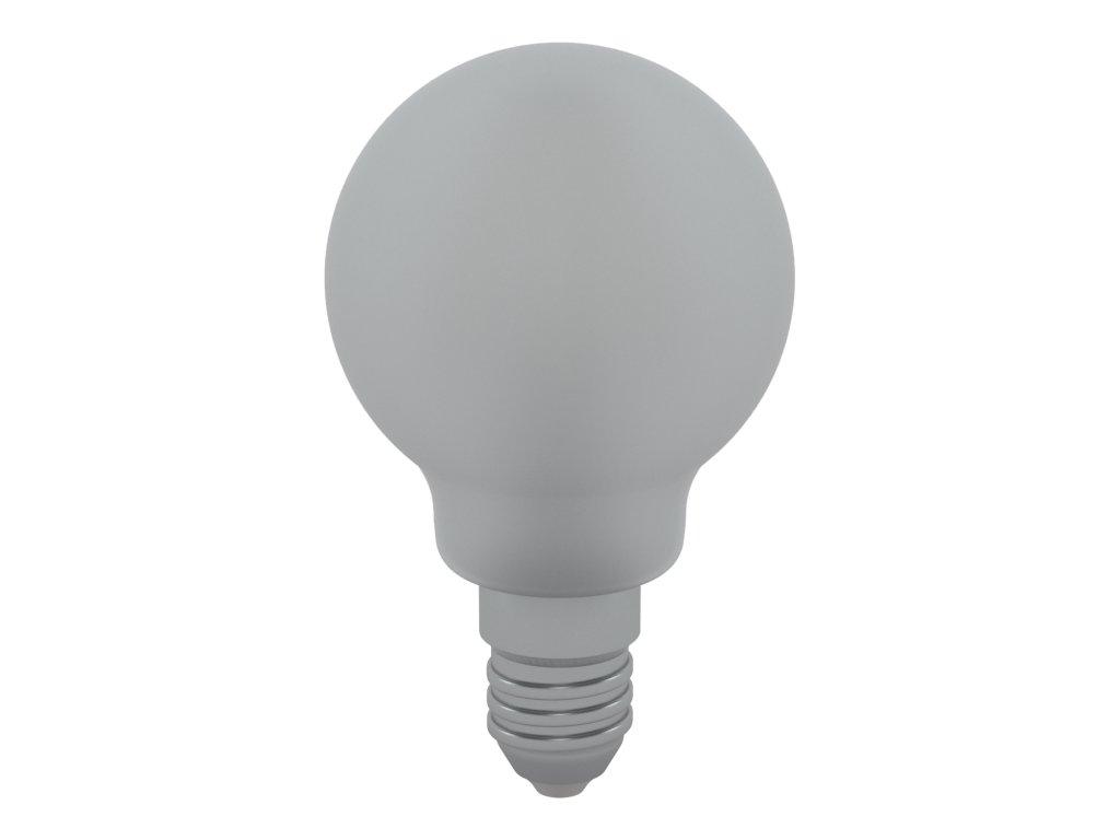 LED žárovka miniglobe matná 4W E14 6400K CW SKYLIGHTING (MGFL-1404SF)