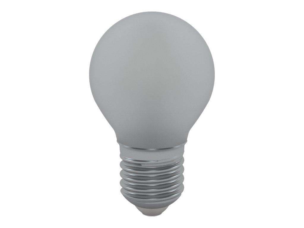 LED žárovka miniglobe matná 4W E27 6400K CW SKYLIGHTING (MGFL-2704SF)