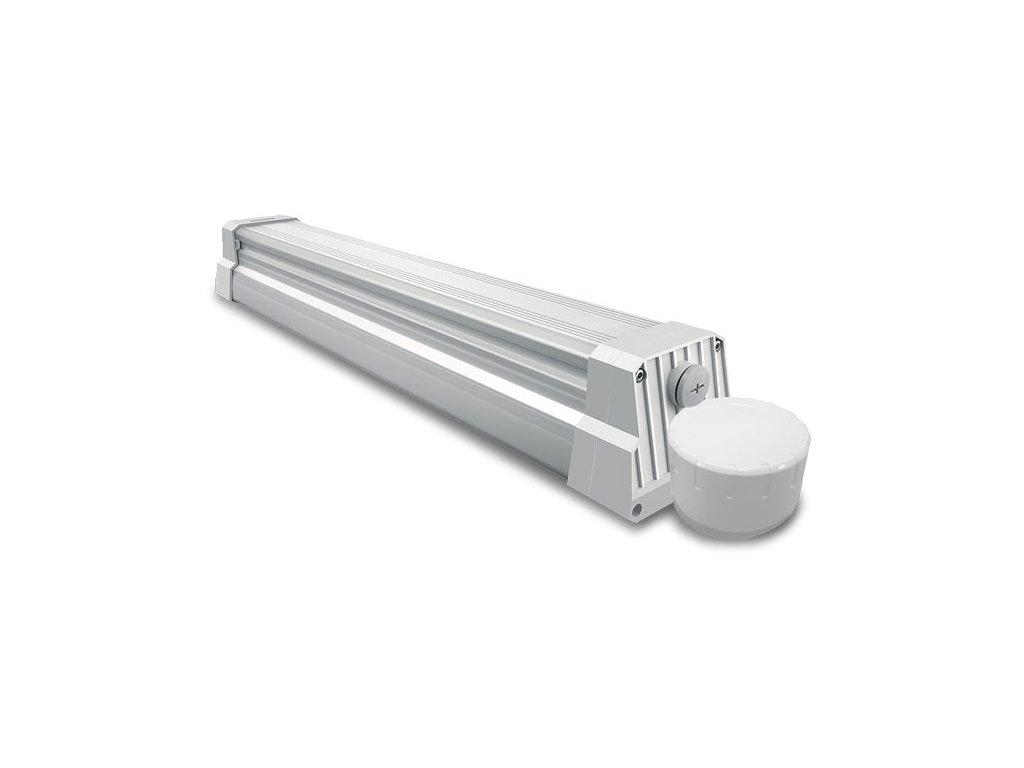 Prachotěsné svítidlo se senzorem pohybu DUST PROFI LED 150 WW HF - Greenlux (GXWP169)
