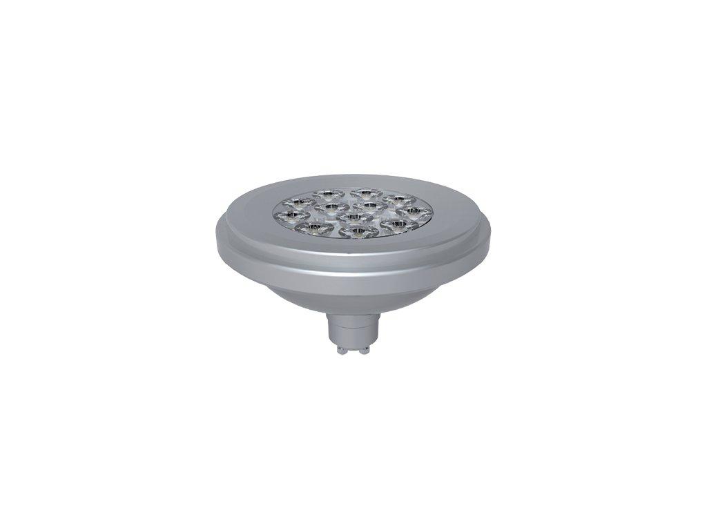 LED žárovka reflektorová AR111 12W GU10 6400K CW SKYLIGHTING (AR111-22012F)