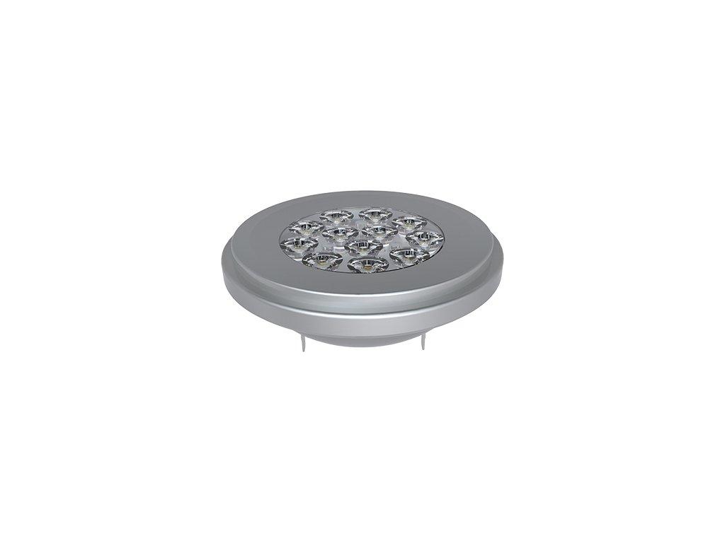 LED žárovka reflektorová AR111 12W 12V G53 6400K CW SKYLIGHTING (AR111-1212F)