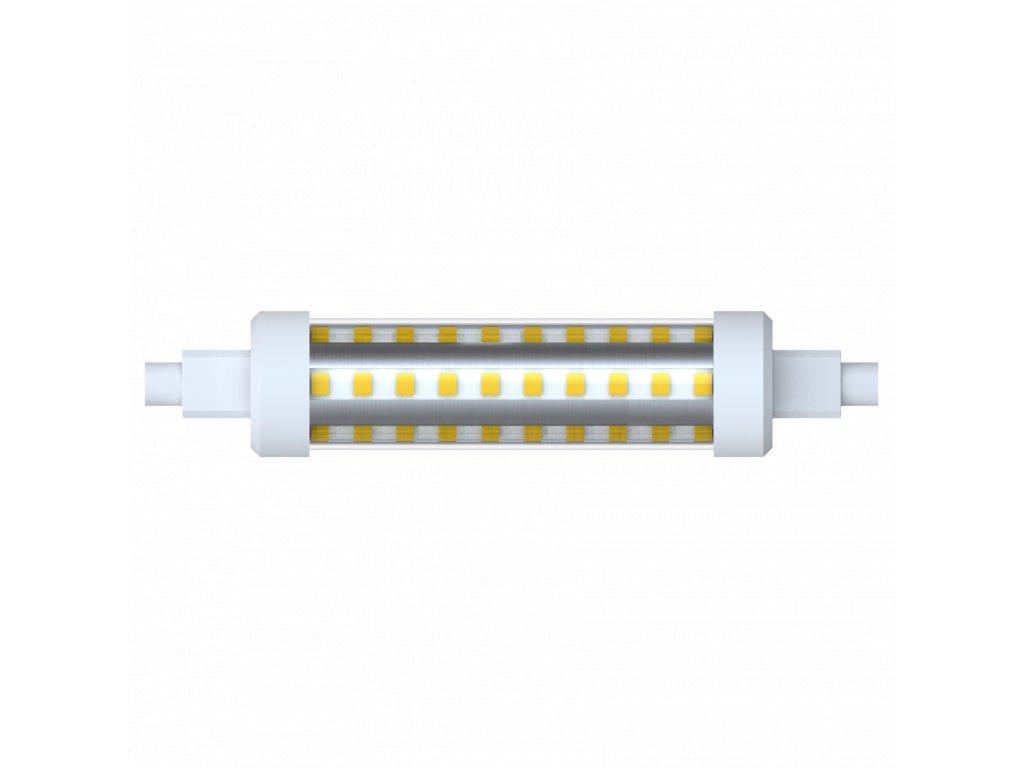 LED žárovka lineární J118 10W 3000K WW SKYLIGHTING (J118-7S10C)