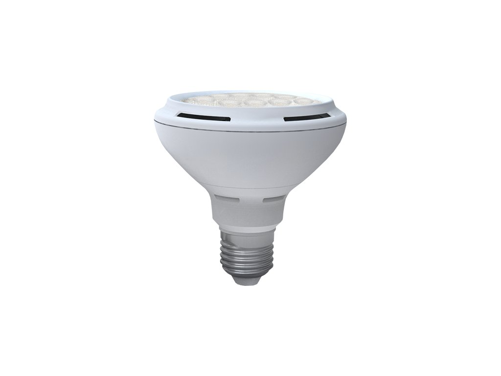 LED žárovka reflektorová PAR30 12W E27 64000K CW SKYLIGHTING (PAR30-2712F)