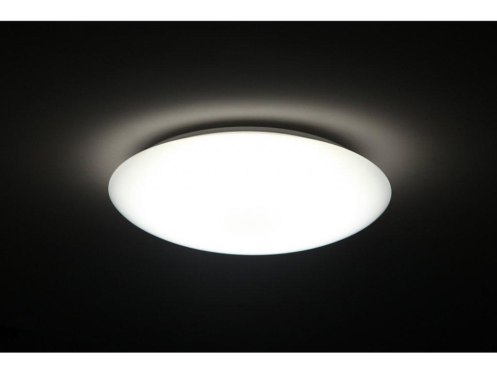 Inteligentní ECO LED svítidlo - Dalen DL-C415TW WiFi  + LED lampička Solight s klipem (různé barvy)