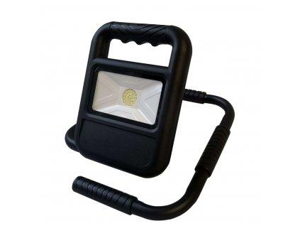 Bateriový přenosný reflektor Greenlux LED SMD battery 10W GXLR001