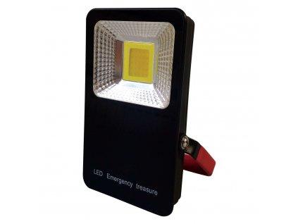 Bateriový přenosný reflektor Greenlux LED MCOB POCKET battery 10W GXLR003