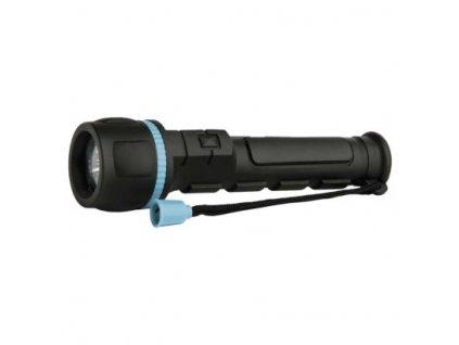 LED svítilna plastová, 3x LED, na 2x AA - Emos (P3861)