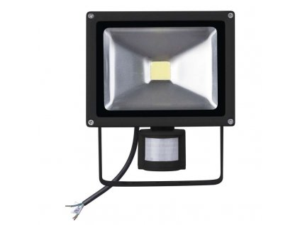 12306 led reflektor hobby s pir 20w neutralni bila