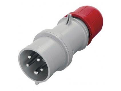 Vidlice 5P 16A/400V IP44 OPT.