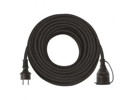 Prodlužovací kabel gumový spojka 20m, 3x1,5mm - Emos (P01720)