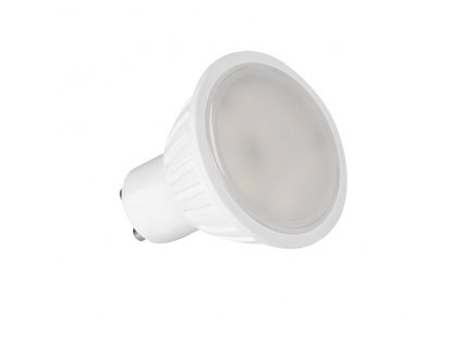 LED žárovka MILEDO GU10 N - 4W, 300lm, teplá bílá (WW) - Kanlux (31012)