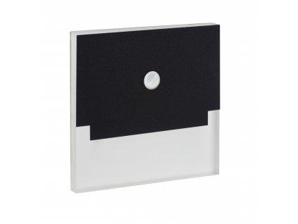 Dekorativní LED svítidlo s čidlem SABIK LED B (černá), NW (neutrální bílá), 12V, IP20 - Kanlux (29858)