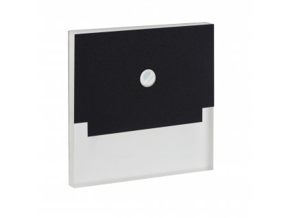 Dekorativní LED svítidlo s čidlem SABIK LED B (černá), WW (teplá bílá), 12V, IP20 - Kanlux (29859)
