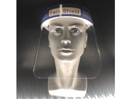 Obličejový ochranný štít - Solight (OOP-S)