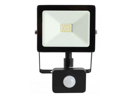 LED reflekto s čidlem pohybu -TOMI SMD - 10W, 950lm, studená bílá (CW) - Greenlux (GXLR018)