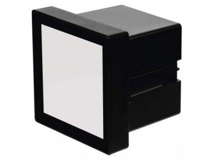 LED orientační vestavné svítidlo - 3,5W, 120lm, NW, 90x90mm, IP54 - Emos (ZC0101)