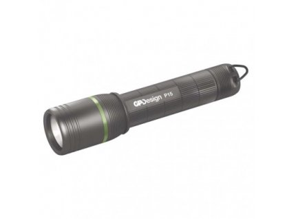 LED svítilna GP P15 + 1x AA baterie GP Ultra - GP Batteries (P8401)
