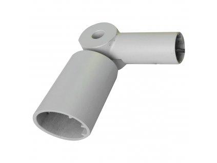 Adaptér na uchycení svítidla BOSTON na sloupy průměru 60 mm - Greenlux (GXSL020)