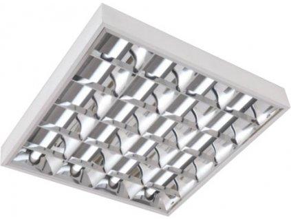 Rastrové přisazené svítidlo ORI LED pro LED trubice 4xT8 - 60cm - Greenlux (GXRP039)