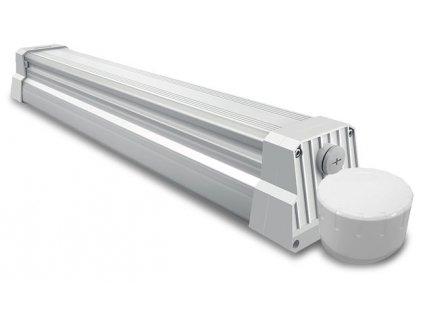 Prachotěsné svítidlo se senzorem pohybu DUST PROFI LED 150  NW HF - Greenlux (GXWP192)