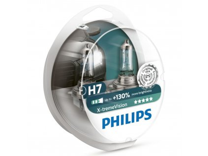 ziarovka 12v h7 xtreme vision box philips